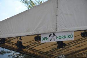 Den havířů a hutníků Sokolov 8-9 Septembra 2018