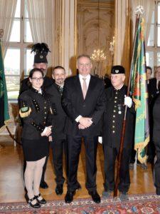 Prijate u prezidenta Slovenskej republiky